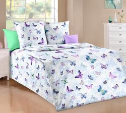 Купить постельное белье из бязи «Полет 2» (1.5 спальное)