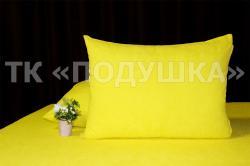 Купить желтые махровые наволочки на молнии в Перми