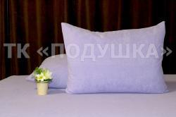 Купить фиолетовые махровые наволочки на молнии в Перми