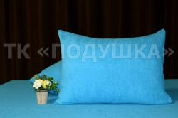 Купить голубые махровые наволочки на молнии в Перми