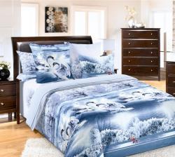 Купить постельное белье из бязи «Лебединое озеро» в Перми