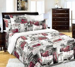 Купить постельное белье из бязи «Лондон 1» в Перми