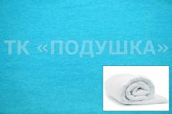 Купить бирюзовый махровый пододеяльник  в Перми