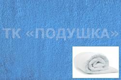 Купить голубой махровый пододеяльник  в Перми